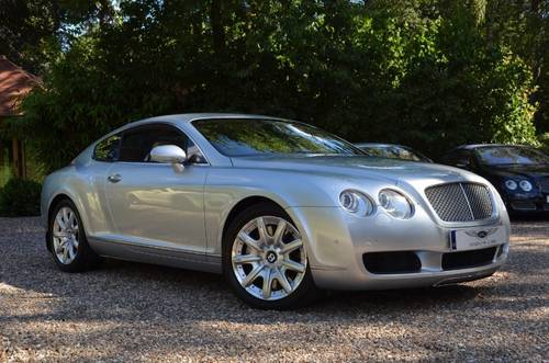 2004 BENTLEY CONTINENTAL GT COUPE For Sale (picture 1 of 6)