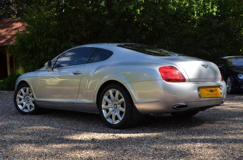 2004 BENTLEY CONTINENTAL GT COUPE For Sale (picture 6 of 6)