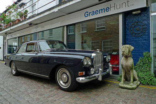 1963 Bentley S3 Continental by Park Ward - Under Offer SOLD (picture 1 of 6)