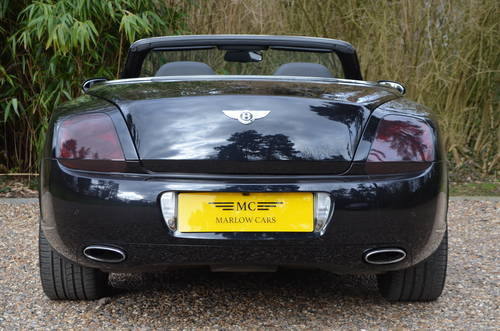 2009 BENTLEY CONTINENTAL MULLINER GTC SPEED LOOK For Sale (picture 5 of 6)