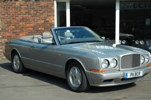 Bentley Azure LHD 1997 - UK registered For Sale (picture 2 of 6)