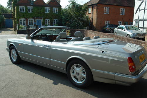 Bentley Azure LHD 1997 - UK registered For Sale (picture 3 of 6)
