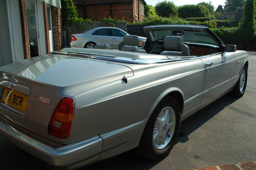 Bentley Azure LHD 1997 - UK registered For Sale (picture 4 of 6)