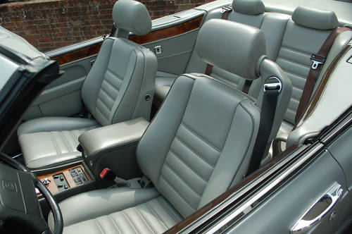 Bentley Azure LHD 1997 - UK registered For Sale (picture 6 of 6)