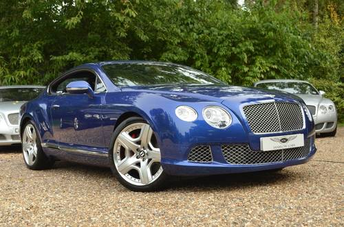 2011 BENTLEY GT MULLINER NEW SHAPE For Sale (picture 1 of 6)