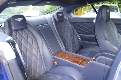 2011 BENTLEY GT MULLINER NEW SHAPE For Sale (picture 4 of 6)