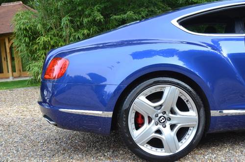2011 BENTLEY GT MULLINER NEW SHAPE For Sale (picture 6 of 6)