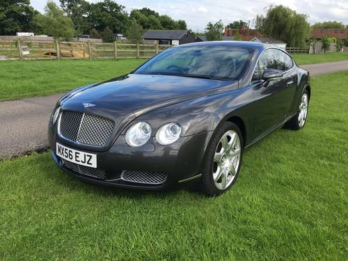 2006 BENTLEY CONTINENTAL GT FOR SALE For Sale (picture 1 of 6)