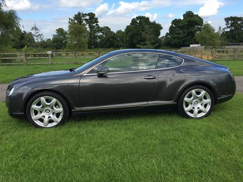 2006 BENTLEY CONTINENTAL GT FOR SALE For Sale (picture 2 of 6)