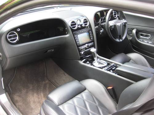 2007 Bentley Continental GT Speed 08MY Just Serviced By Bentley For Sale (picture 3 of 6)