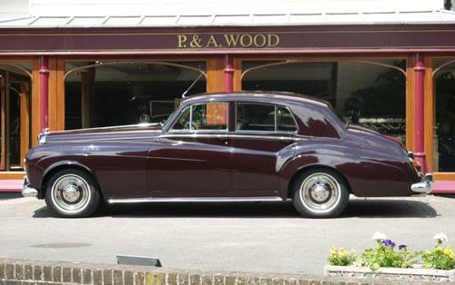 Bentley S3 1963 Standard Saloon For Sale (picture 2 of 3)
