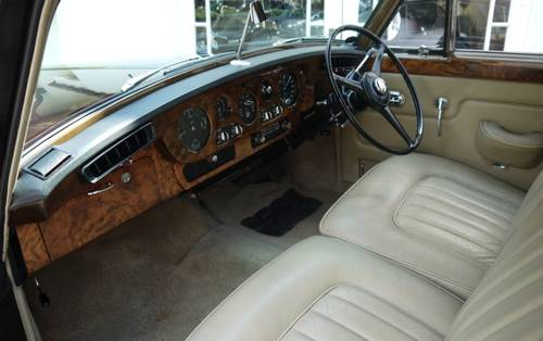 Bentley S3 1963 Standard Saloon For Sale (picture 3 of 3)