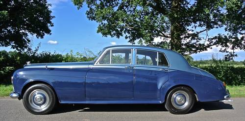 1963 BENTLEY S3 SALOON              For Sale (picture 2 of 6)