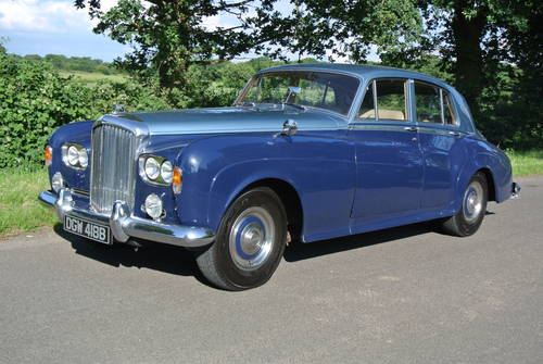1963 BENTLEY S3 SALOON              For Sale (picture 4 of 6)