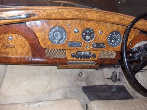 1956 Bentley S1 / Freestone & Webb For Sale (picture 5 of 6)