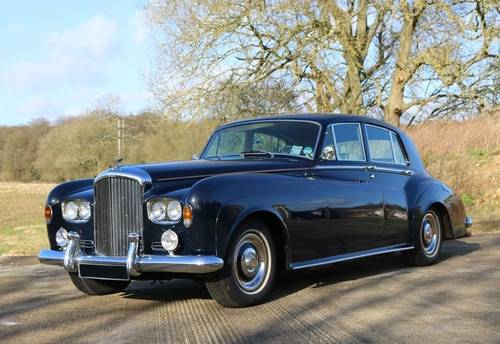 1963 Bentley S3 (LHD) For Sale (picture 1 of 6)