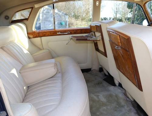 1963 Bentley S3 (LHD) For Sale (picture 5 of 6)
