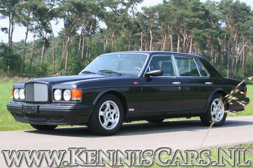 Bentley 1996 Turbo R Sport Sedan For Sale (picture 2 of 6)