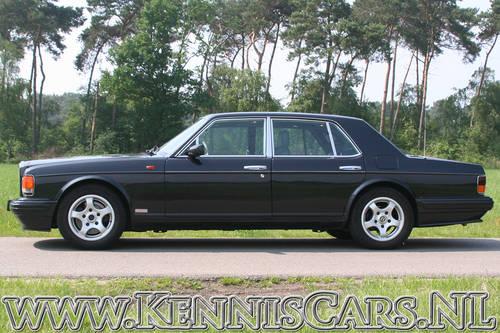 Bentley 1996 Turbo R Sport Sedan For Sale (picture 3 of 6)
