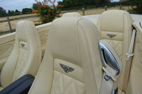 BENTLEY CONTINENTAL GTC MULLINER 2008 For Sale (picture 6 of 6)