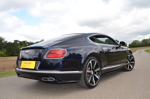 BENTLEY GT V8S COUPE 2016/66 For Sale (picture 4 of 6)