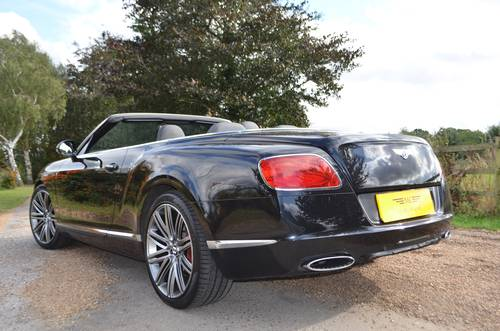 BENTLEY GTC SPEED 2015/15 For Sale (picture 5 of 6)