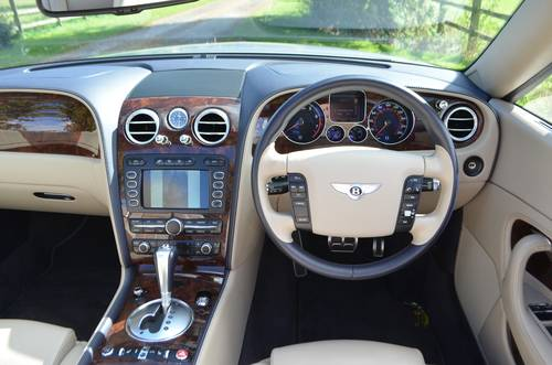 2008 BENTLEY CONTINENTAL GTC  For Sale (picture 3 of 6)