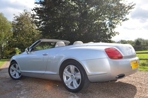 2008 BENTLEY CONTINENTAL GTC  For Sale (picture 4 of 6)