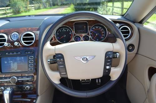 2008 BENTLEY CONTINENTAL GTC  For Sale (picture 5 of 6)