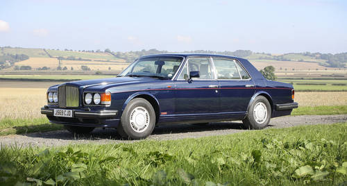 1992 Bentley Turbo R  **SOLD** For Sale (picture 1 of 6)