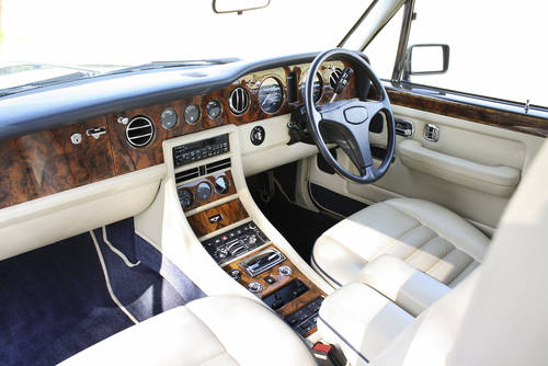 1992 Bentley Turbo R  **SOLD** For Sale (picture 4 of 6)