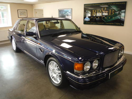 1998 Bentley Brooklands R Number 3 of 100 produced For Sale (picture 1 of 6)