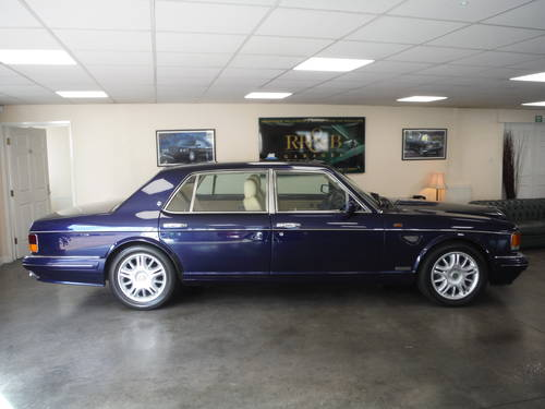 1998 Bentley Brooklands R Number 3 of 100 produced For Sale (picture 2 of 6)