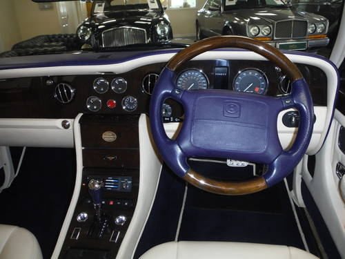 1998 Bentley Brooklands R Number 3 of 100 produced For Sale (picture 5 of 6)
