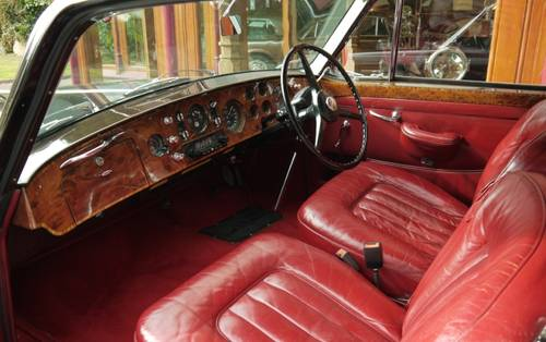 Bentley S1 Continental 1957 2-door Fastback by H.J.Mulliner For Sale (picture 3 of 3)