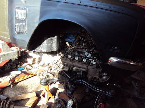 1971 Bentley T TYPE Turbo R Special unfinnished project  For Sale (picture 6 of 6)