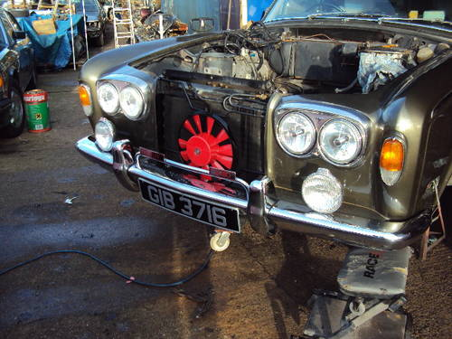 1991 Bentley Turbo R Spirits Shadows breaking for parts  For Sale (picture 5 of 6)