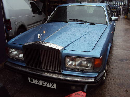 1991 Bentley Turbo R Spirits Shadows breaking for parts  For Sale (picture 6 of 6)