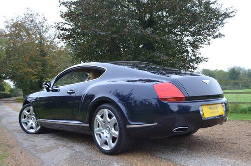 2005 BENTLEY CONTINENTAL GT MULLINER COUPE For Sale (picture 6 of 6)