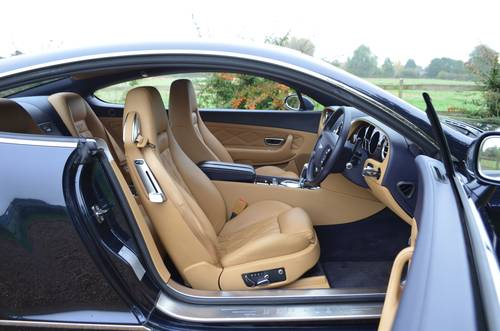 2005 BENTLEY CONTINENTAL GT MULLINER COUPE For Sale (picture 3 of 6)
