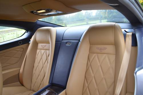2005 BENTLEY CONTINENTAL GT MULLINER COUPE For Sale (picture 4 of 6)