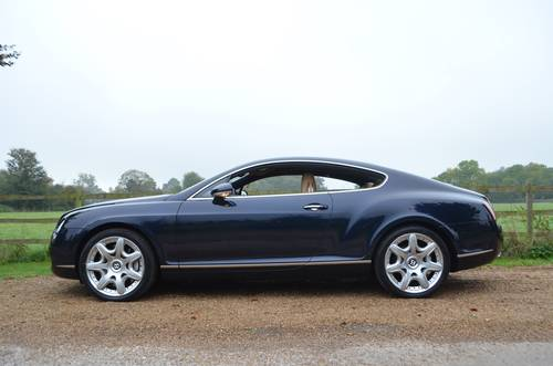 2005 BENTLEY CONTINENTAL GT MULLINER COUPE For Sale (picture 5 of 6)