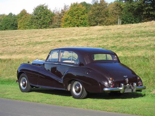 1952 Bentley MK VI (H.J.Mulliner Light Body) For Sale (picture 3 of 5)