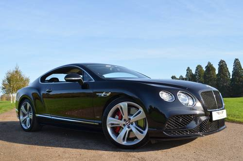 BENTLEY GT V8 S 2016/66 PLATE For Sale (picture 1 of 6)