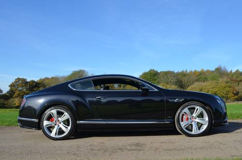 BENTLEY GT V8 S 2016/66 PLATE For Sale (picture 2 of 6)