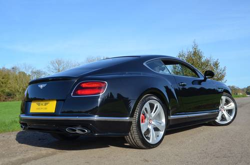 BENTLEY GT V8 S 2016/66 PLATE For Sale (picture 6 of 6)
