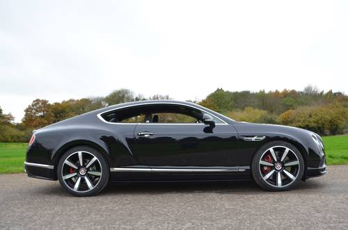 BENTLEY GT V8S 2016/66 For Sale (picture 3 of 6)