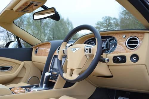2014 BENTLEY GTC V8S MULLINER For Sale (picture 3 of 6)