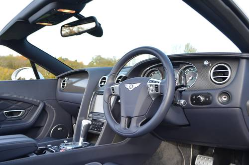 2014 BENTLEY GTC SPEED  For Sale (picture 3 of 6)
