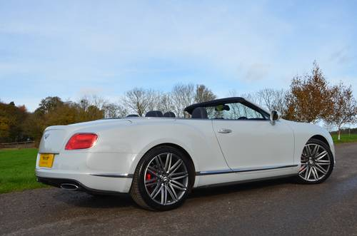 2014 BENTLEY GTC SPEED  For Sale (picture 6 of 6)